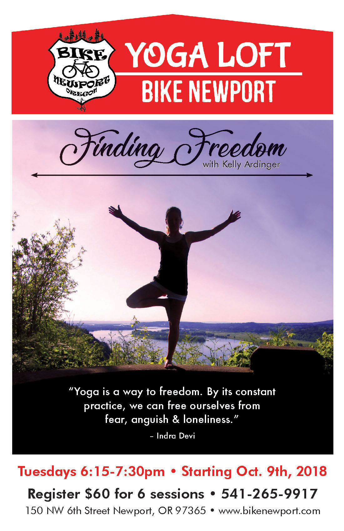 Finding Freedom Yoga